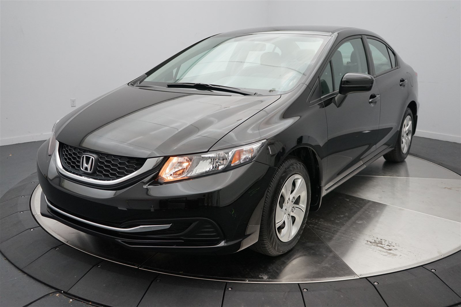 Certified pre owned 2015 honda civic sedan lx 4dr car in for Certified used honda civic