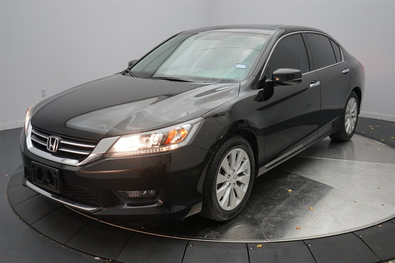 certified pre owned 2014 honda accord sedan ex 4dr car in