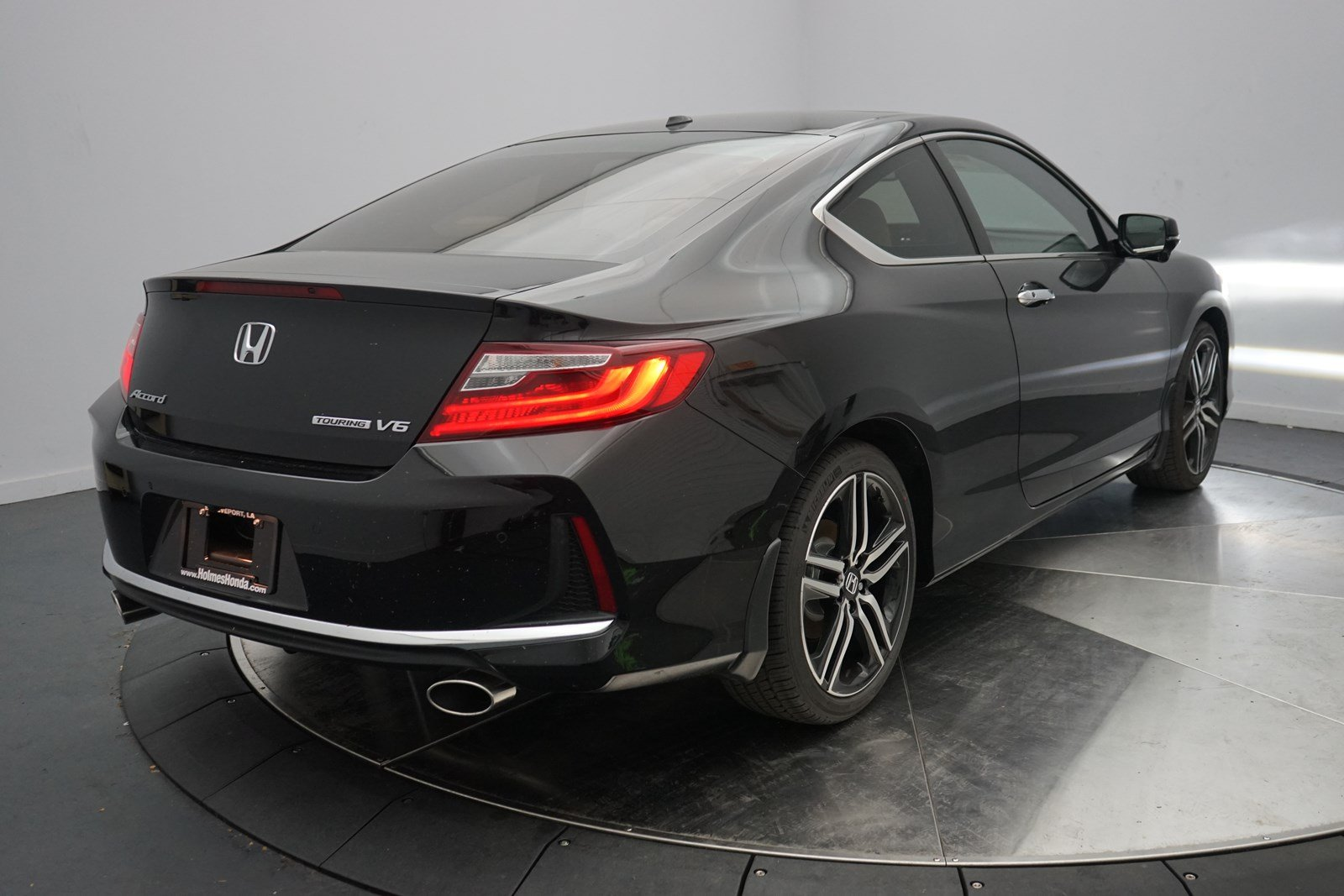 New 2017 Honda Accord Coupe Touring