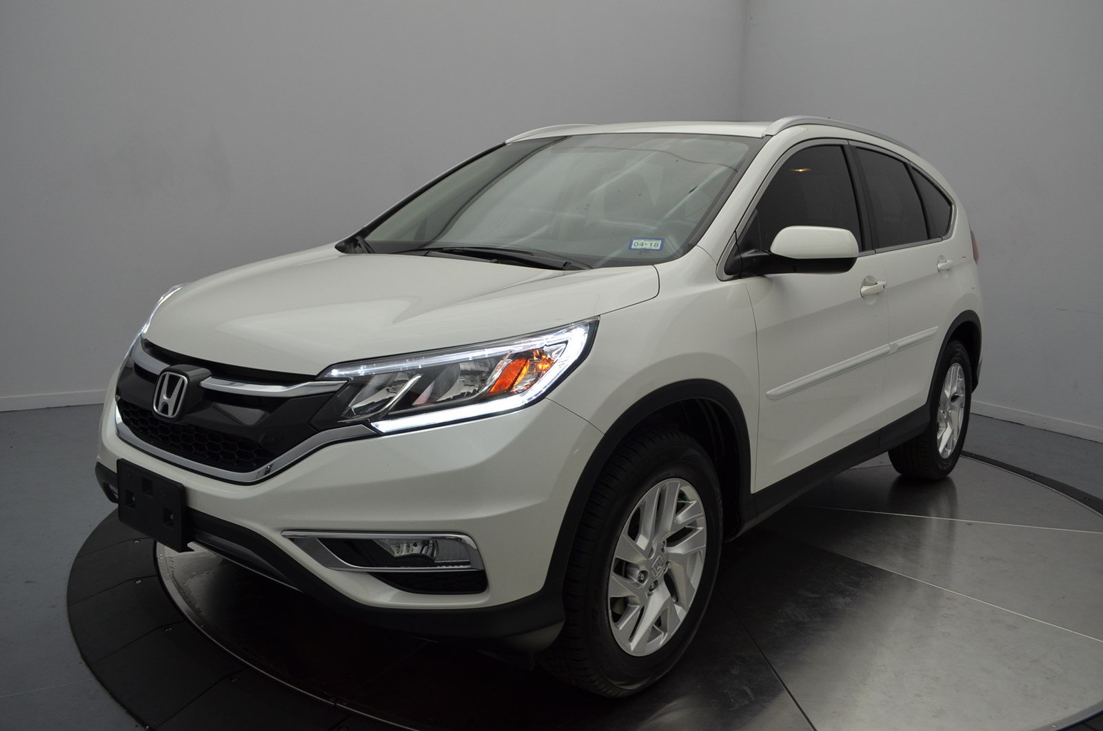 Certified pre owned 2015 honda cr v ex l sport utility in for Honda used certified