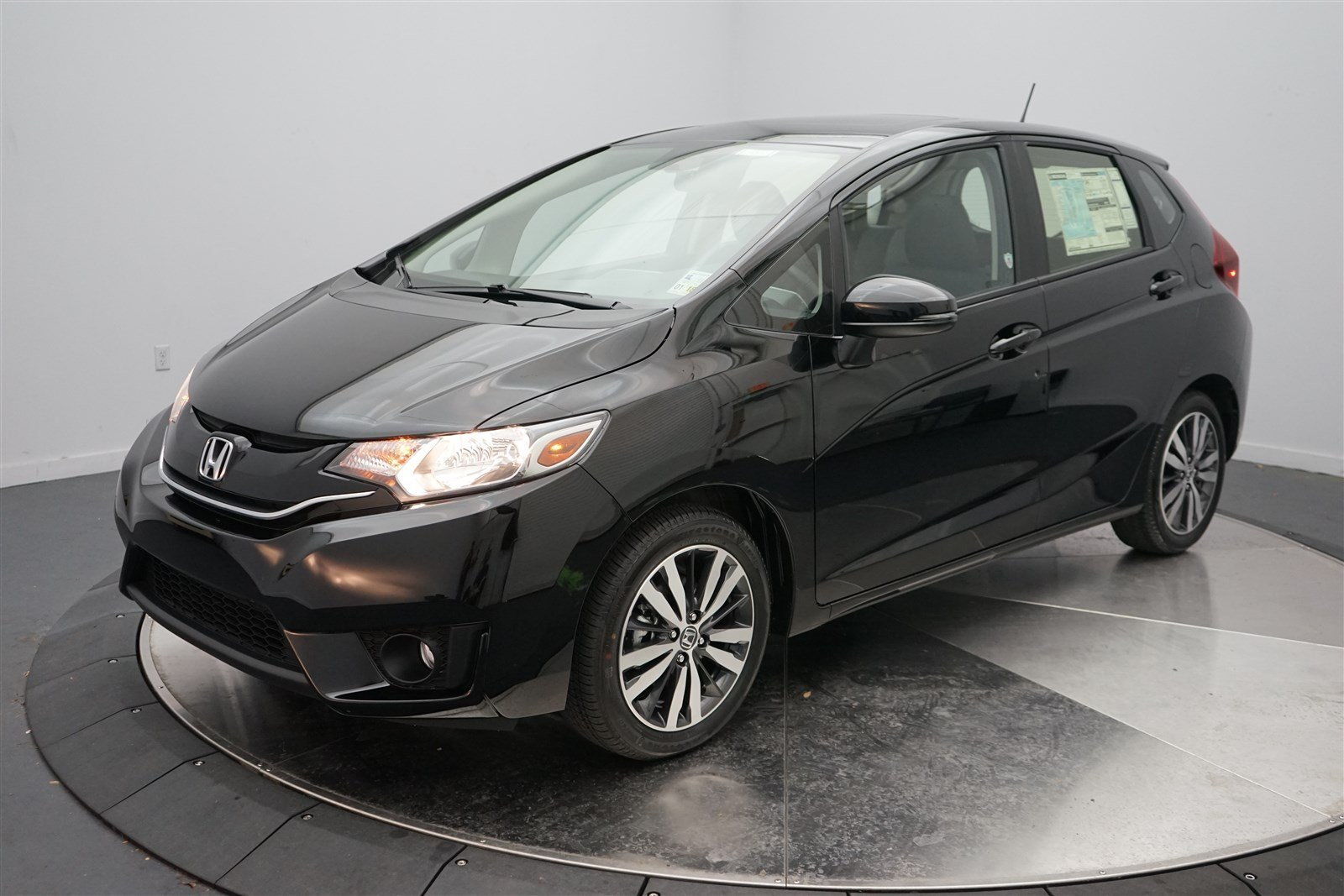 new 2017 honda fit ex l hatchback in shreveport 4502. Black Bedroom Furniture Sets. Home Design Ideas