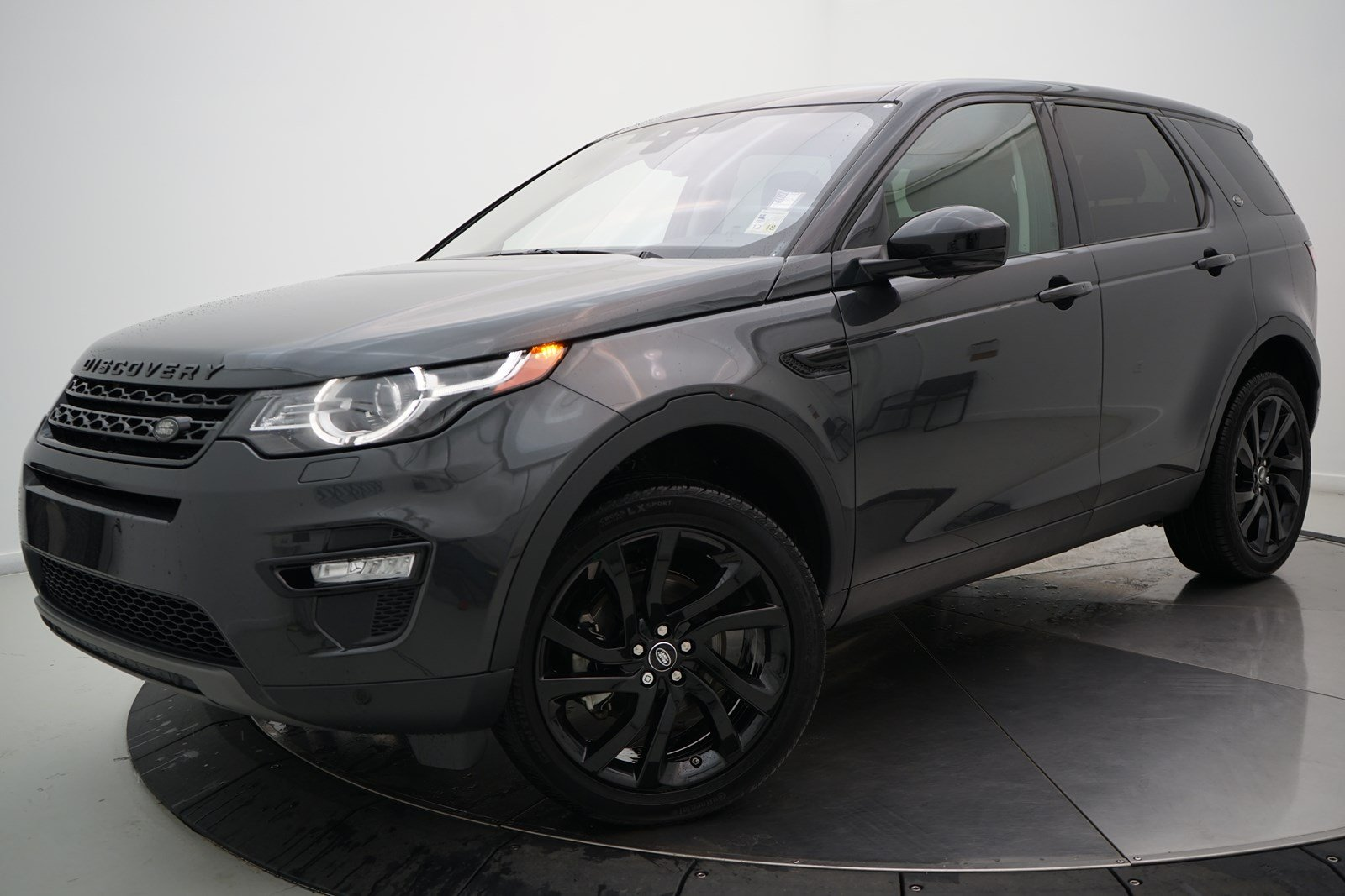 Certified Pre-Owned 2018 Land Rover Discovery Sport HSE Luxury