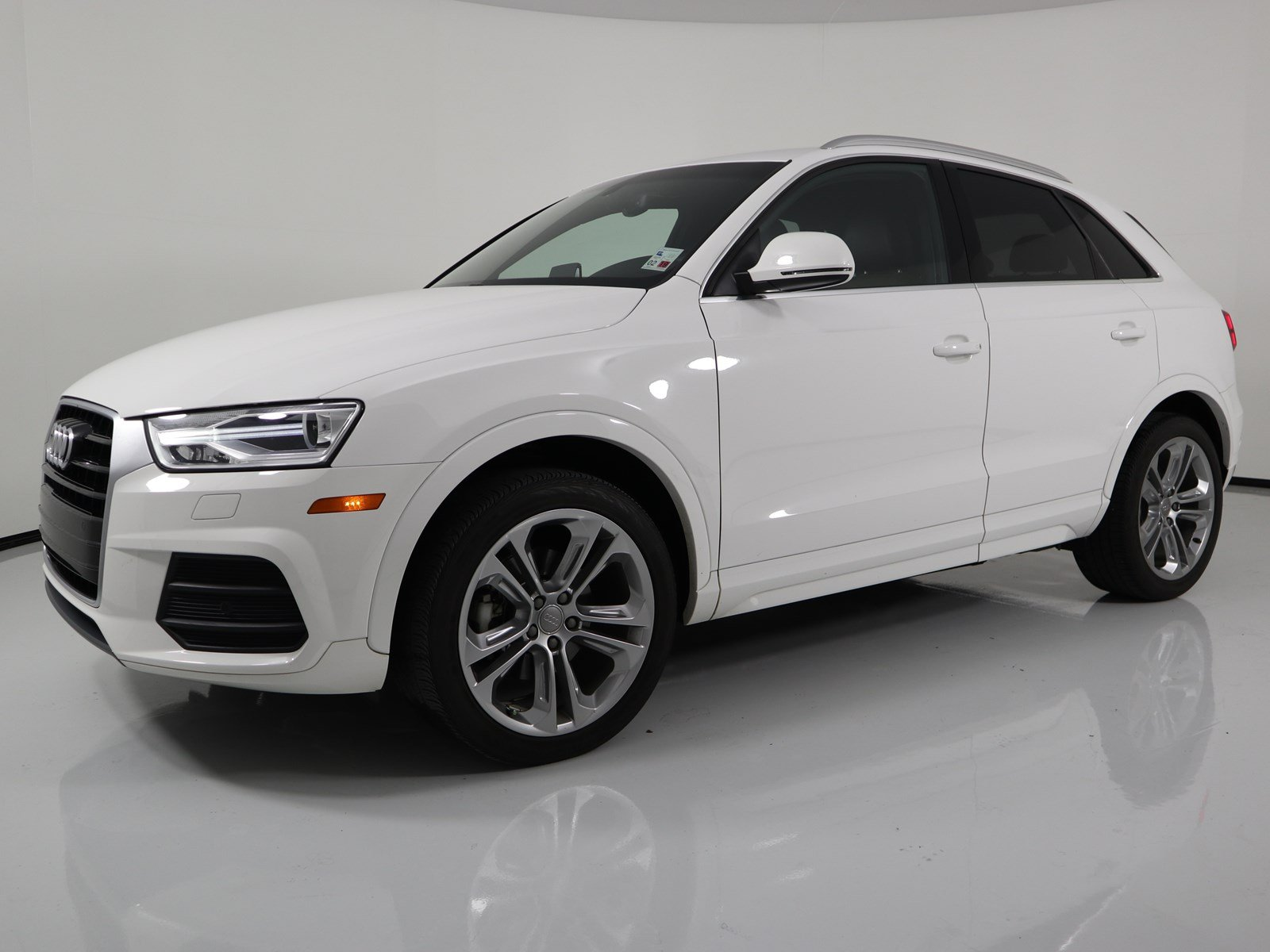 Pre Owned 2016 Audi Q3 Premium Plus Sport Utility in Shreveport