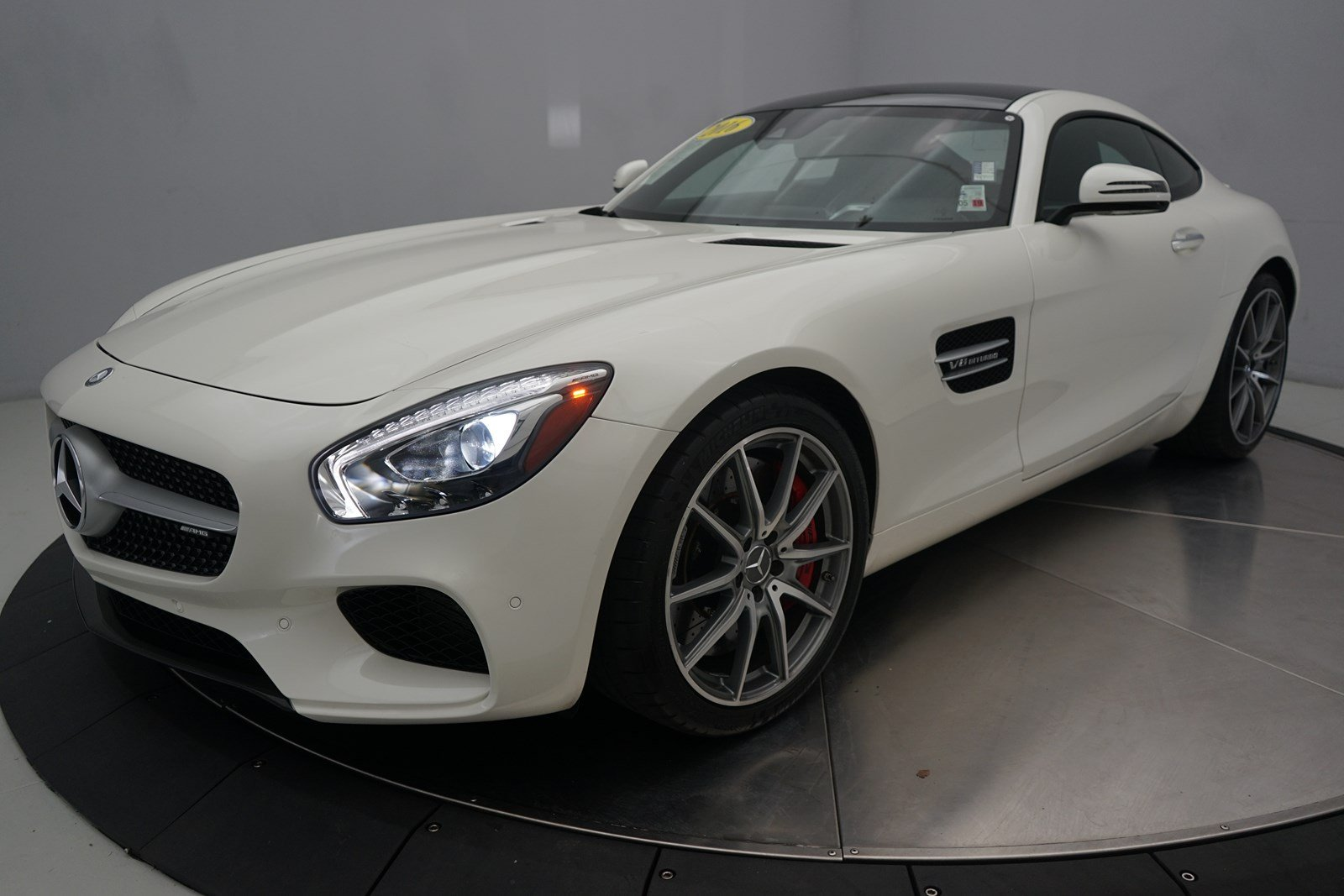 Pre-Owned 2016 Mercedes-Benz AMG GT S 2dr Car in Shreveport #6345A ...